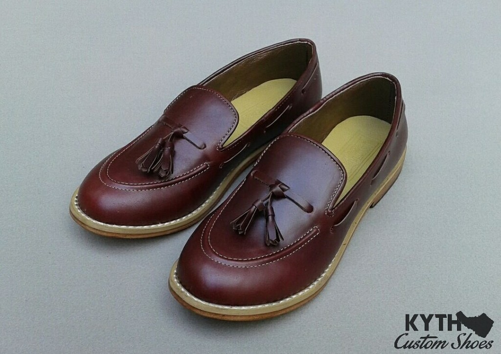 4afbca4748e Made To Order » MEN » Loafers » Loafers Oxblood NB