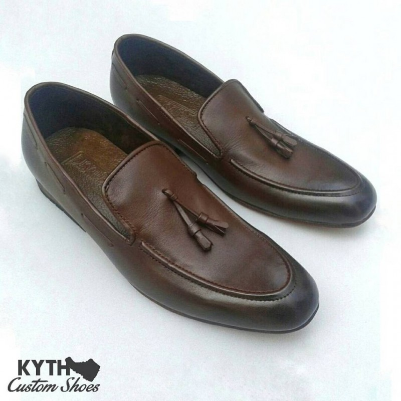 9ca13b718db Made To Order » MEN » Loafers » Sepatu Kulit Kustom