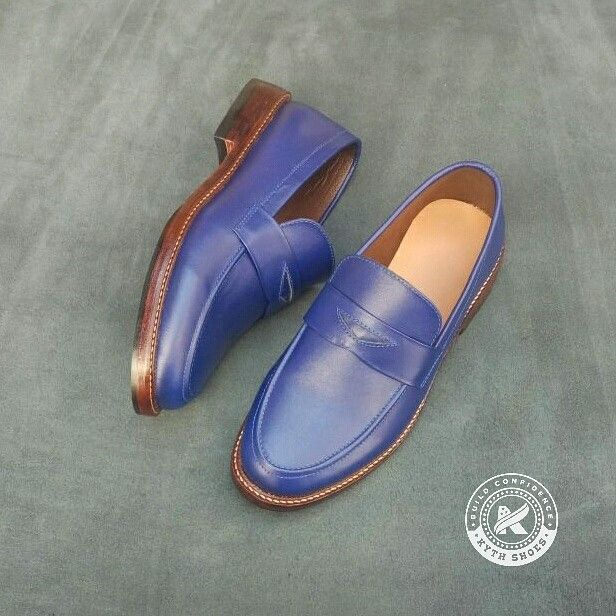 28e500f39d4 Made To Order » MEN » Loafers » Sepatu Kulit Custom